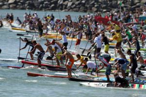 SUP RACE consejos